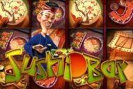 Играть в игровой автомат Sushi Bar от Gaminatorslots онлайн картинка логотип