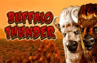 Автомат Buffalo Thunder от гаминаторслотс картинка логотип