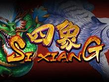 Популярный азартный видеослот Si Xiang